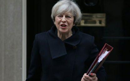 Le gouvernement britannique publie son Livre blanc sur le Brexit