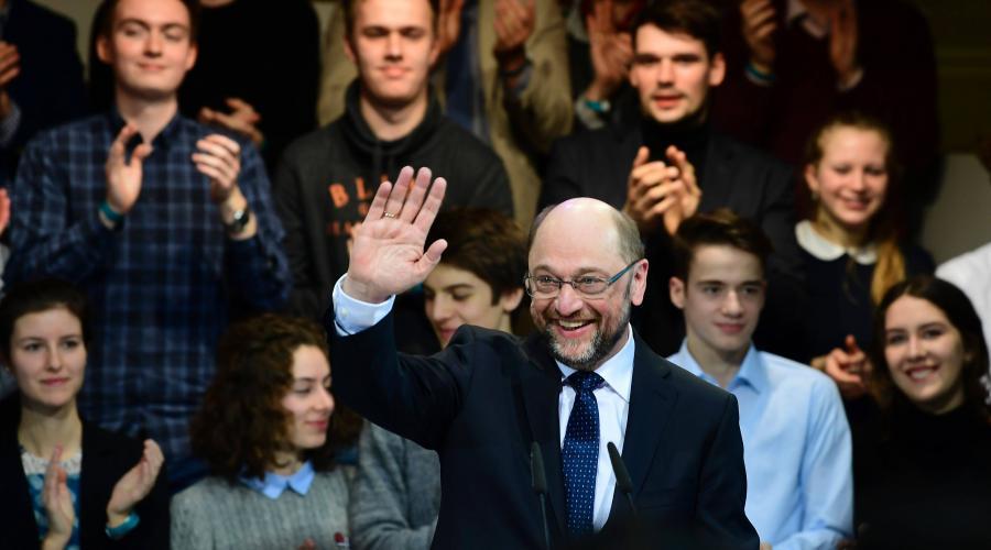 Allemagne-Elections fédérales: le social-démocrate Schulz gagne en popularité