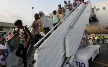 Près de 170 migrants sénégalais expulsés de Libye