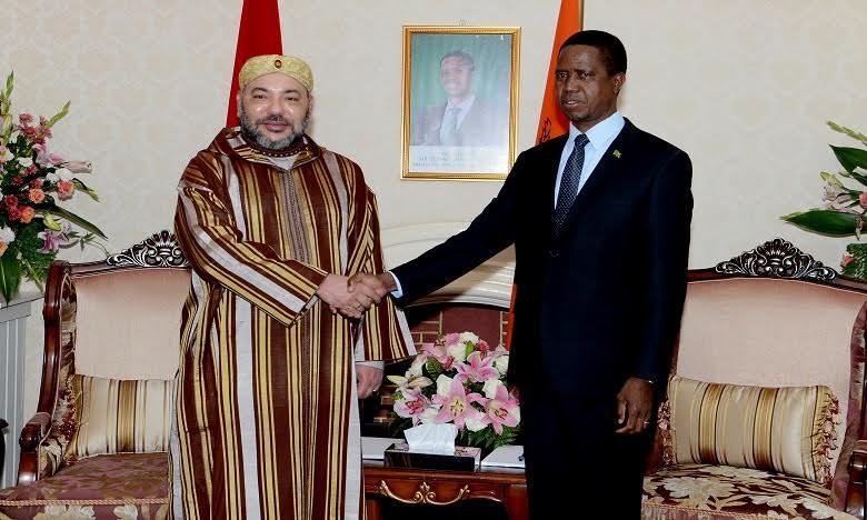 La visite de Mohammed VI en Zambie couronnée par la signature de 19 accords