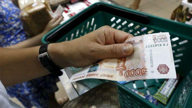 Russie : le rouble à son plus haut niveau depuis mi-2015