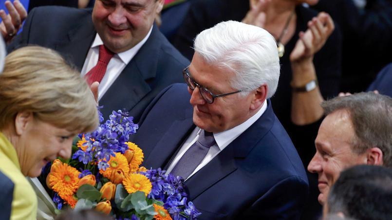 Allemagne : Frank-Walter Steinmeier élu président