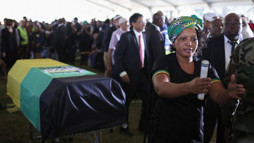 Afrique du Sud : Zuma, persona non grata aux funérailles d'Ahmed Kathrada