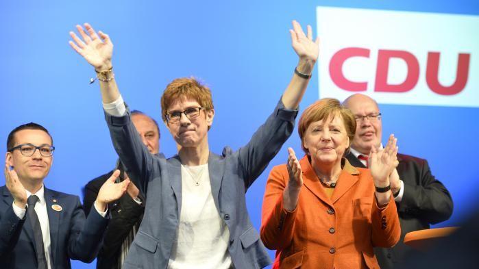 Allemagne : la CDU de Merkel remporte l'élection régionale de Sarre