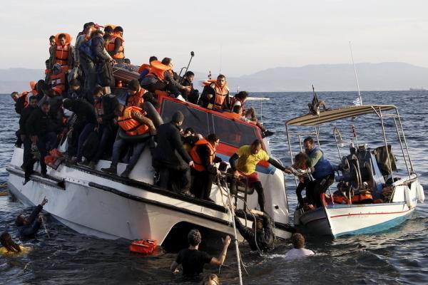 Une soixantaine de migrants originaires bengalais bloqués en Libye