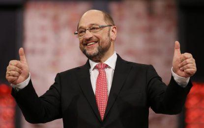 Allemagne : Schulz élu à la présidence du SPD