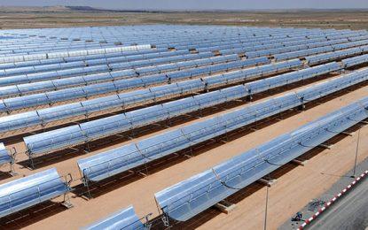 Maroc: Mohammed VI lance les travaux de la dernière phase de la méga-centrale solaire Noor