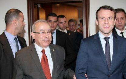 France-Présidentielle : Alger soutient la candidature d'Emmanuel Macron