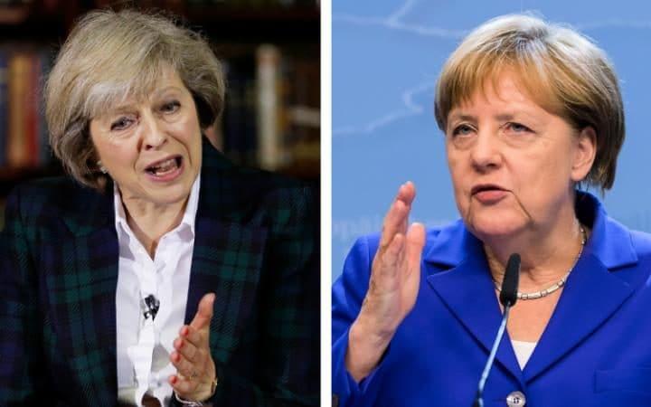 Le Royaume-Uni seul face au reste de l'Europe dans le Brexit