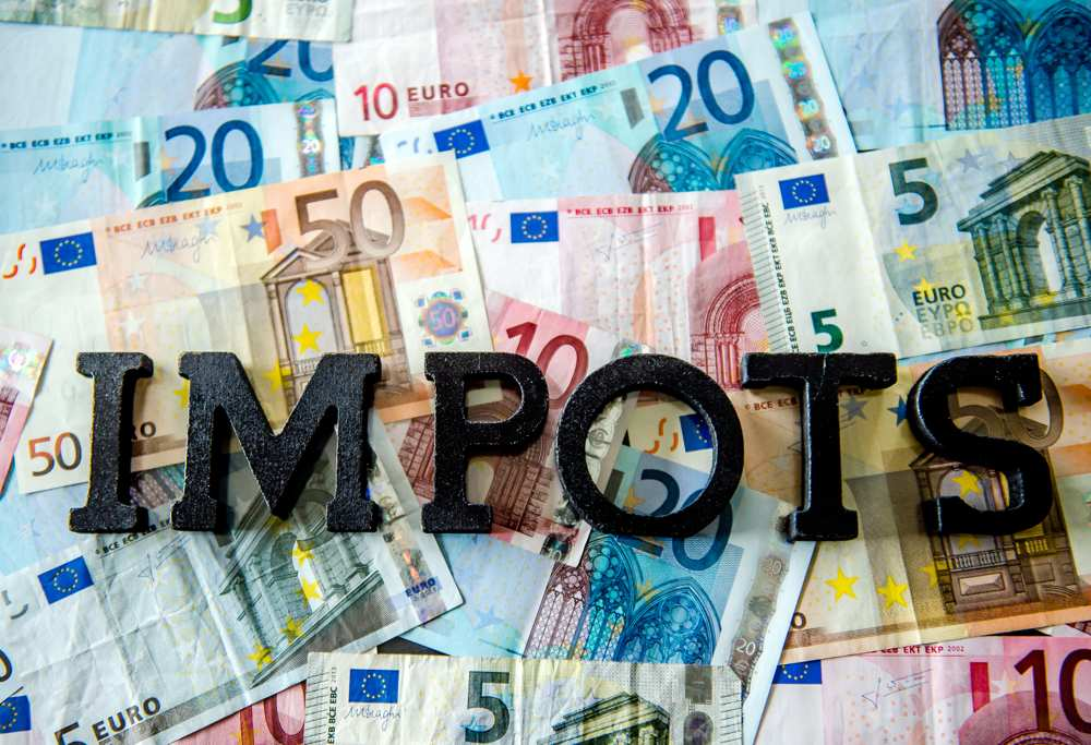 La France en tête des pays de l'OCDE en matière de pression fiscale sur le salaire