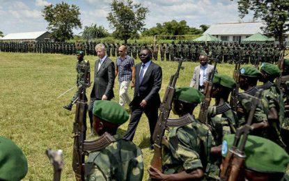 Kinshasa rompt sa coopération militaire avec la Belgique