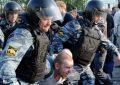 Nouvelles arrestations d'opposants et manifestants russes à Moscou