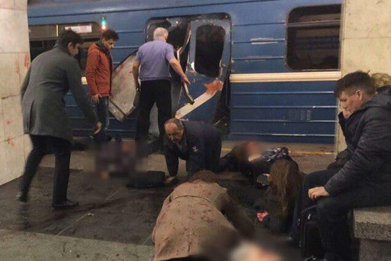 Un ressortissant du Kirghizstan serait l'auteur de l'attentat à Saint-Pétersbourg