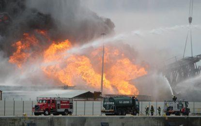 Portugal : cinq morts dans l'explosion d'une usine de feux d'artifices