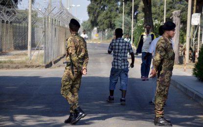 La mafia profite des migrants établis ou de passage en Italie