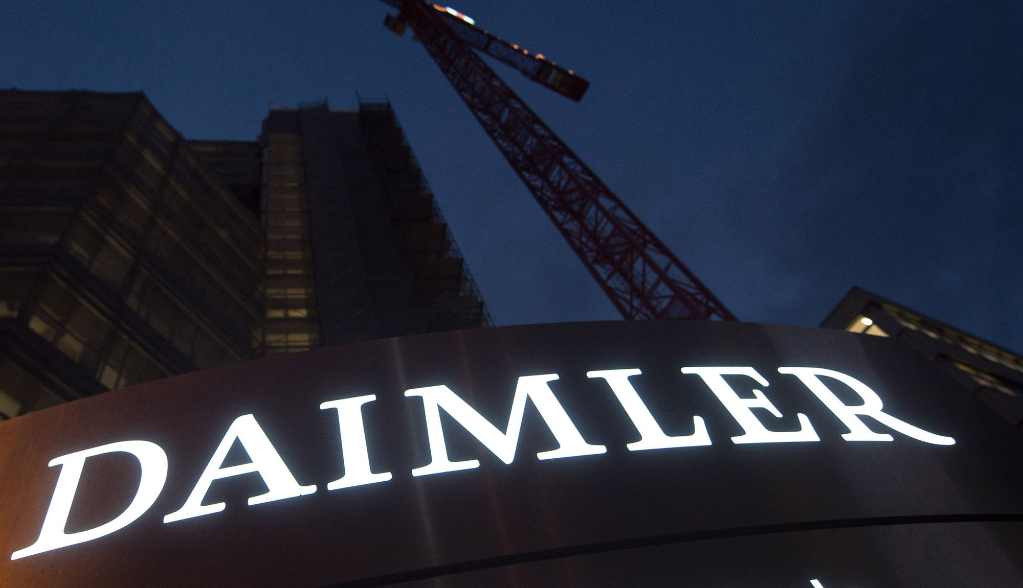 Une dizaine de locaux de Daimler en Allemagne perquisitionnés
