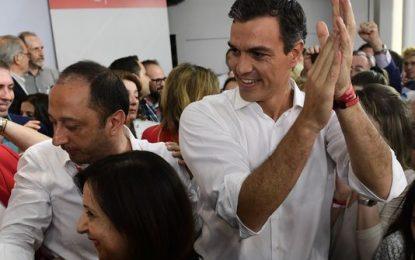 Espagne : Pedro Sanchez reprend les rênes du parti socialiste