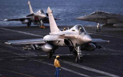 L'Inde prévoit l'achat de 50 avions de chasse français «Rafale»