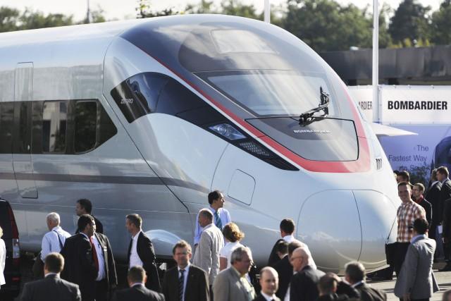 Le canadien Bombardier s'apprête à supprimer 2.200 postes en Allemagne