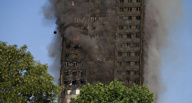 Le bilan de l'incendie de la tour à Londres devrait s'alourdir