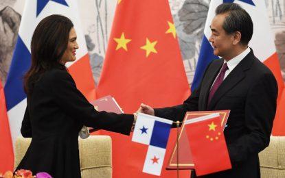Le Panama tourne le dos à Taïwan au profit de la Chine