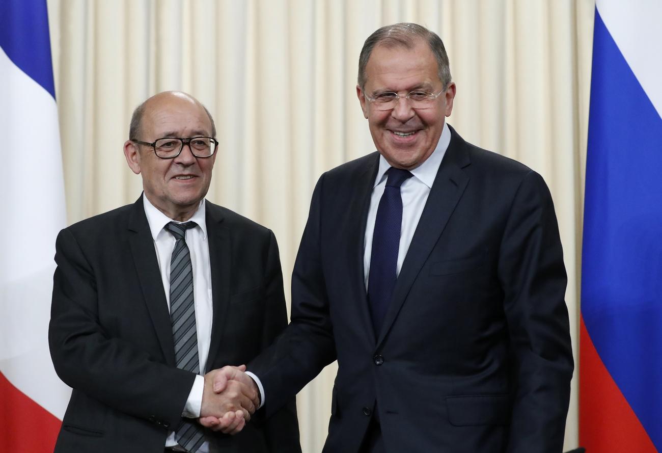 Rapprochement entre Paris et Moscou en matière de lutte contre le terrorisme