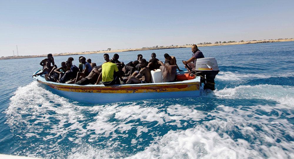 L'UE limite les exportations de bateaux gonflables vers la Libye