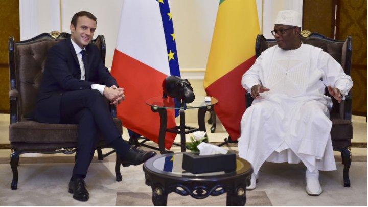 Mali : Lancement de la force antiterroriste du G5 du Sahel en présence de président français
