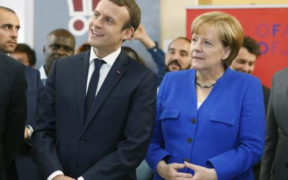 Paris et Berlin veulent unir leurs forces aériennes