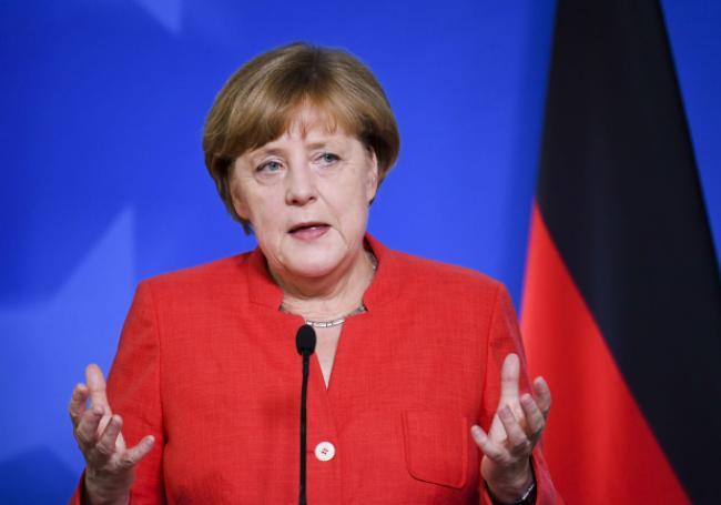 Allemagne : Angela Merkel lance sa campagne électorale