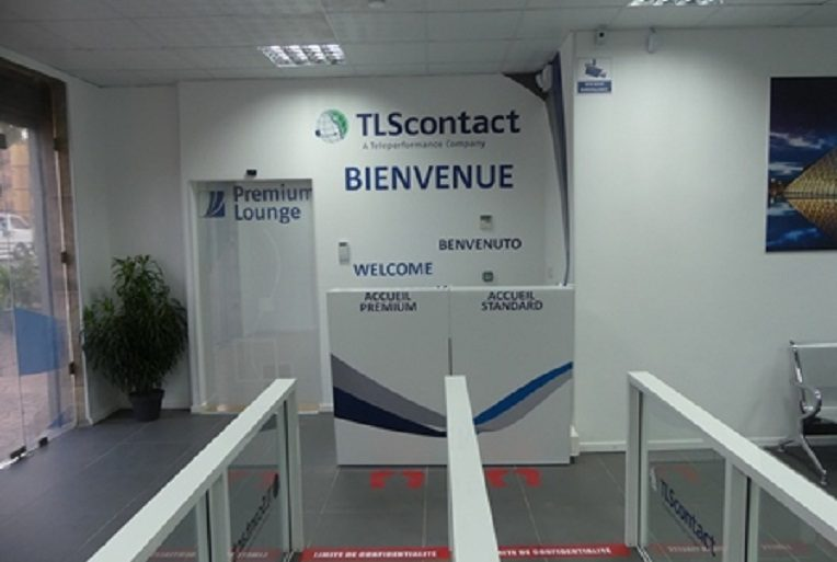 L'ambassade de France à Alger annonce la fin de sa collaboration avec TLScontact