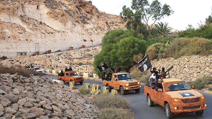 Libye : Onze tués dans une attaque de djihadistes contre les forces du général Haftar