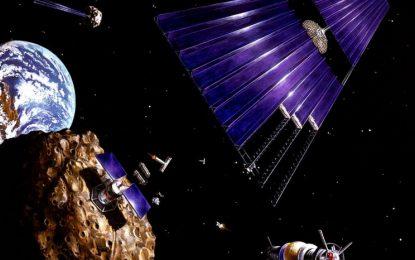 Le Luxembourg adopte une loi pour l'exploitation des ressources de l'espace
