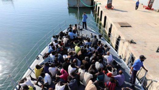 Le navire humanitaire de SOS Méditerranée sauve 236 clandestins au large de la Libye