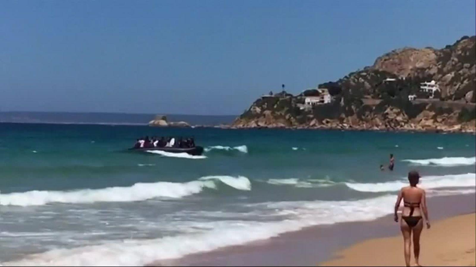 L'Espagne en passe de dépasser la Grèce en arrivées de migrants