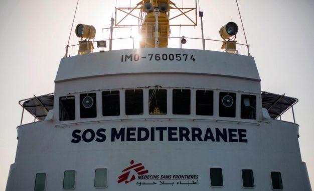 Méditerranée : la baisse des migrants inquiète à bord de l'Aquarius