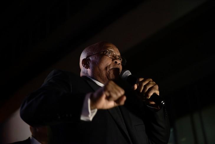 Afrique du Sud : Les députés rejettent la motion de défiance contre Jacob Zuma