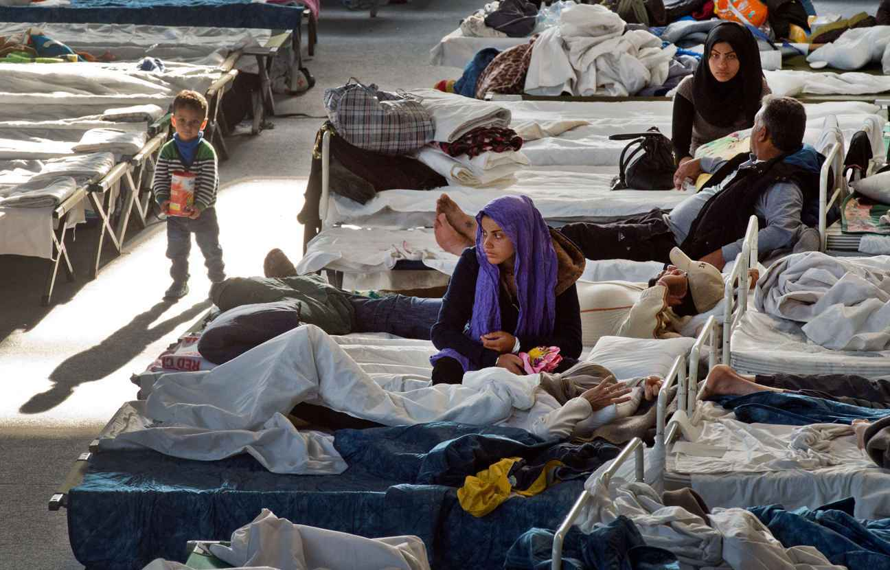 L'Allemagne suspend les expulsions de réfugiés afghans