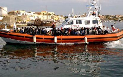 Immigration : L'Italie dépêche des navires militaires au large de la Libye