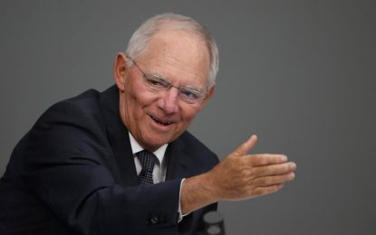 Allemagne : Schäuble se retire des Finances