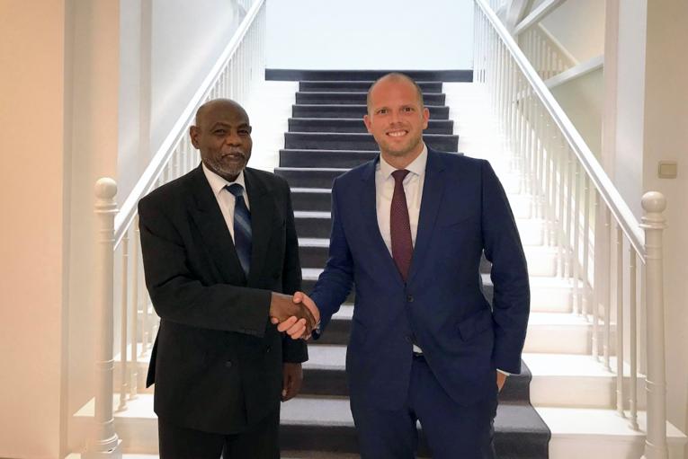 Polémique autour de l'identification de migrants soudanais en Belgique