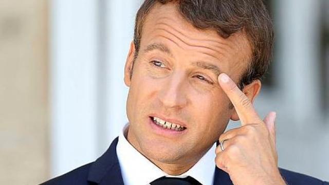 France : Emmanuel Macron moins populaire chez les patrons également