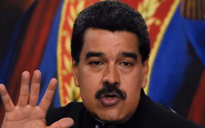 Le président vénézuélien Nicolas Maduro en visite officielle en Algérie