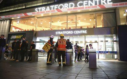 Royaume-Uni : six blessés dans une attaque à l'acide près de Londres