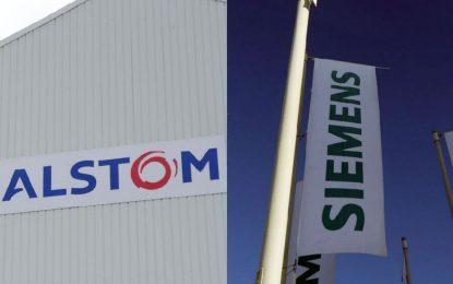 Alstom et Siemens officialisent leur fusion