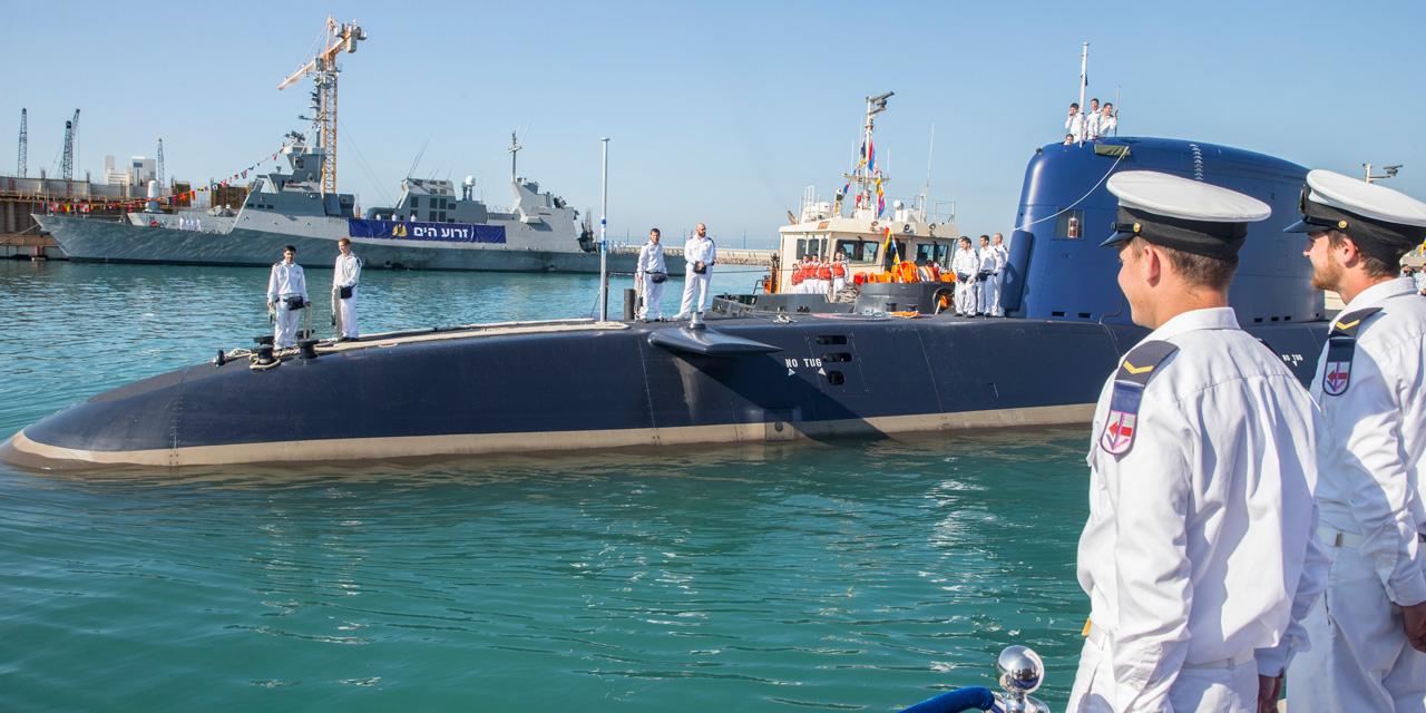 Berlin valide la vente de sous-marins à Israël