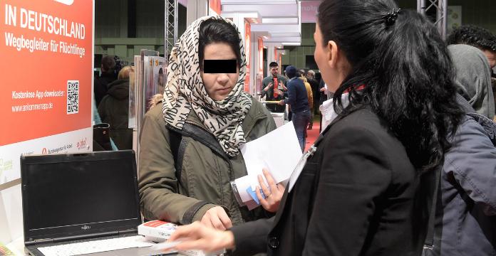 Allemagne : recul du nombre de demandeurs d'asile en septembre