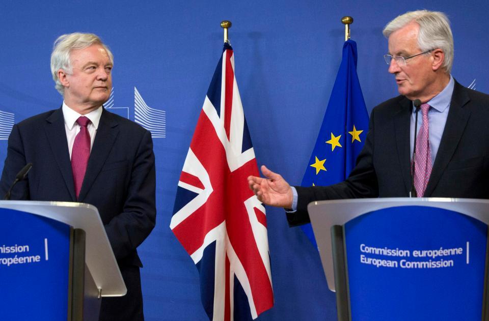 Brexit : Les négociations toujours dans l'impasse