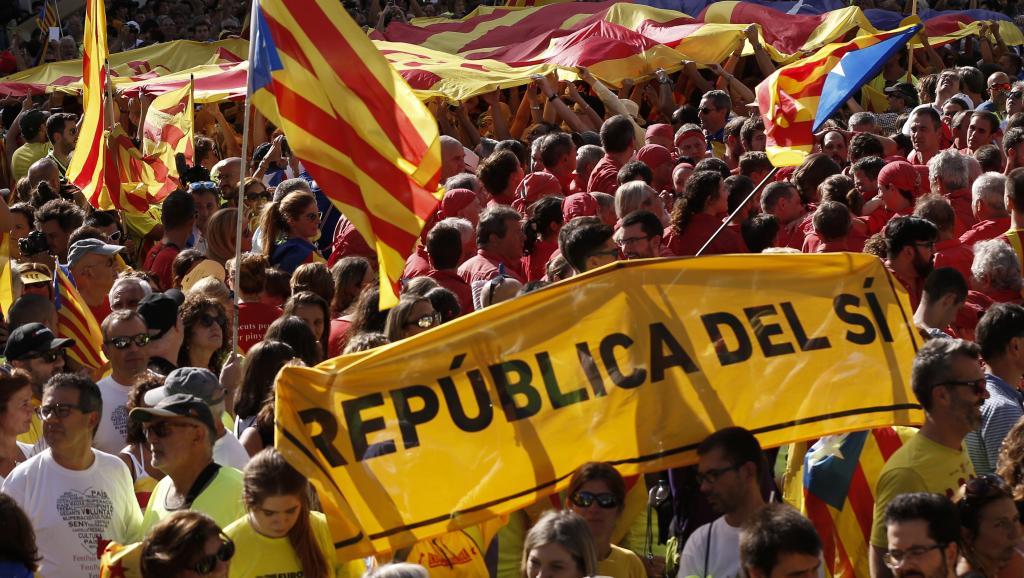 Espagne: Madrid ignore le « oui » pour l'indépendance de la Catalogne