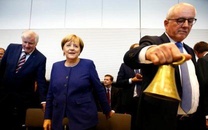 Allemagne : ouverture des tractations pour la nouvelle coalition gouvernementale